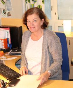 Hälsovårdare Antonina