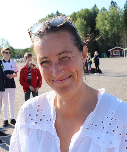 Speciallärare Ulrika