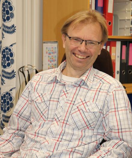 Studiehandledaer Kjell